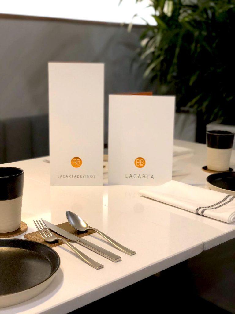 La Carta barra Baja Restaurante Sevilla